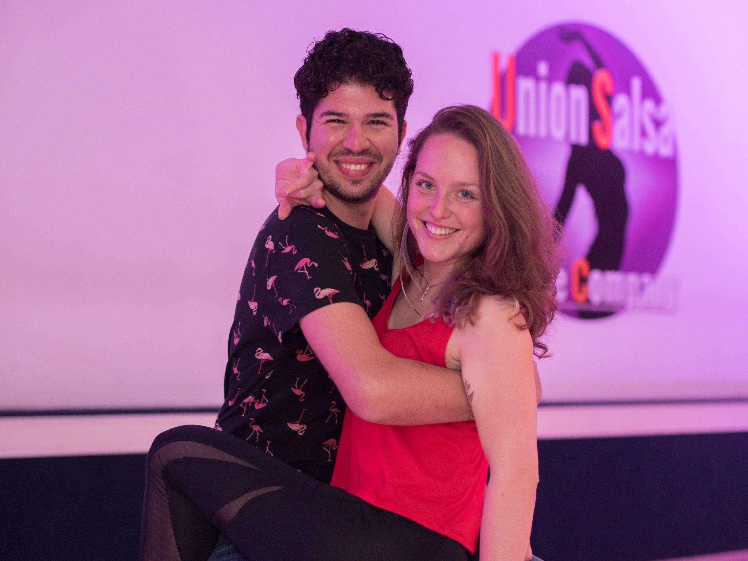 Online – Salsa Partnerwork Beginners