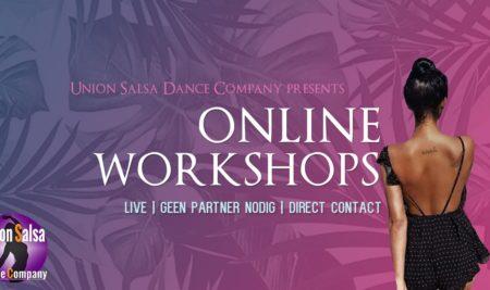 Nu ook LIVE online workshops